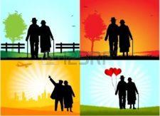 15418197-couple-senior-graphique