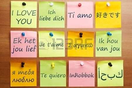 8925323-i-love-you-word-made-by-post-it-in-12-languages